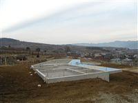 2011/12/1 基礎工事と整地が完了