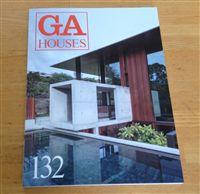 「世界の住宅・GA HOUSES 132号」